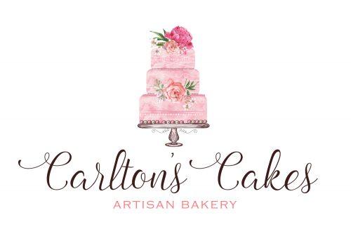 Old Logo for Carlton's Cakes