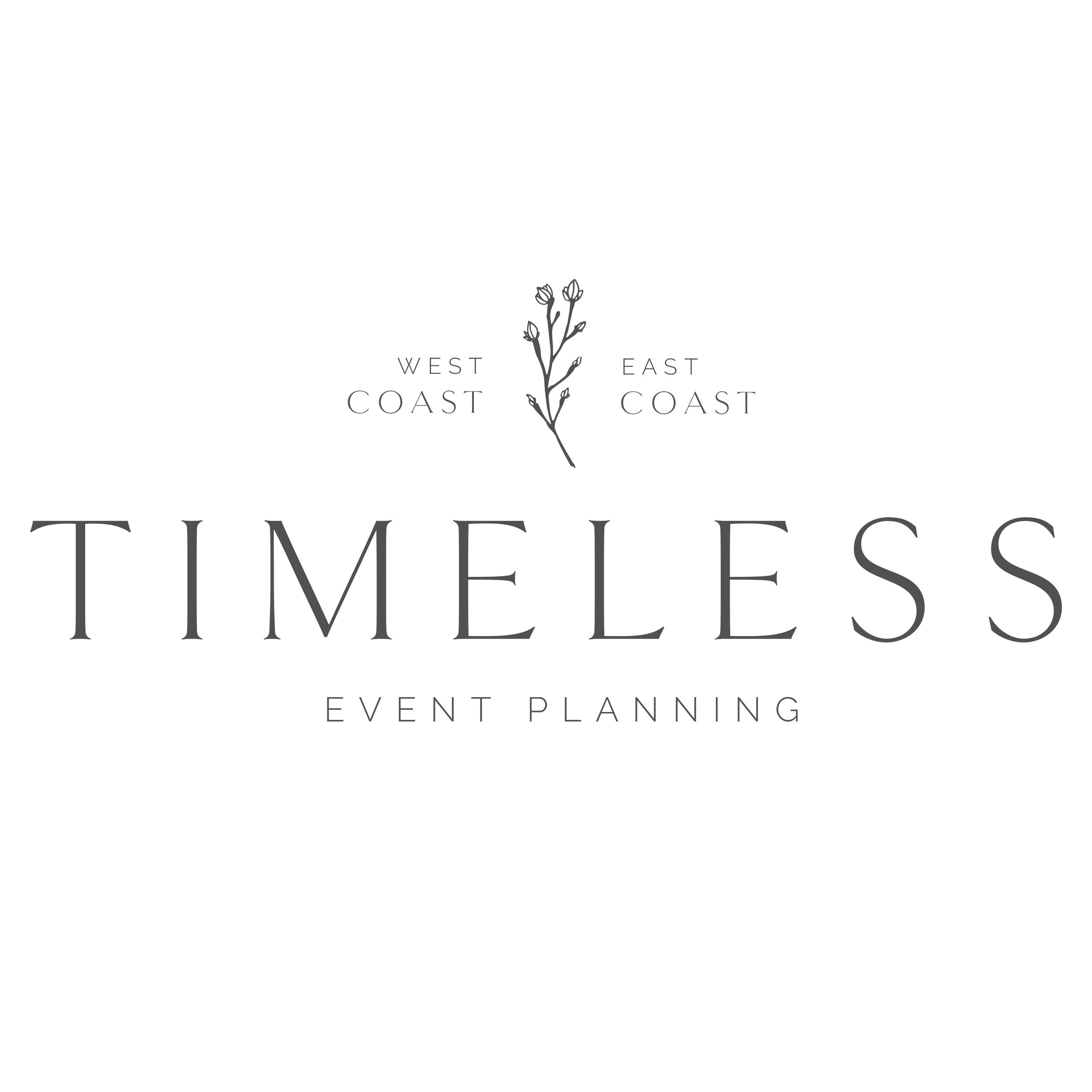 Timeless Event Planning by Magnolia Creative Studio