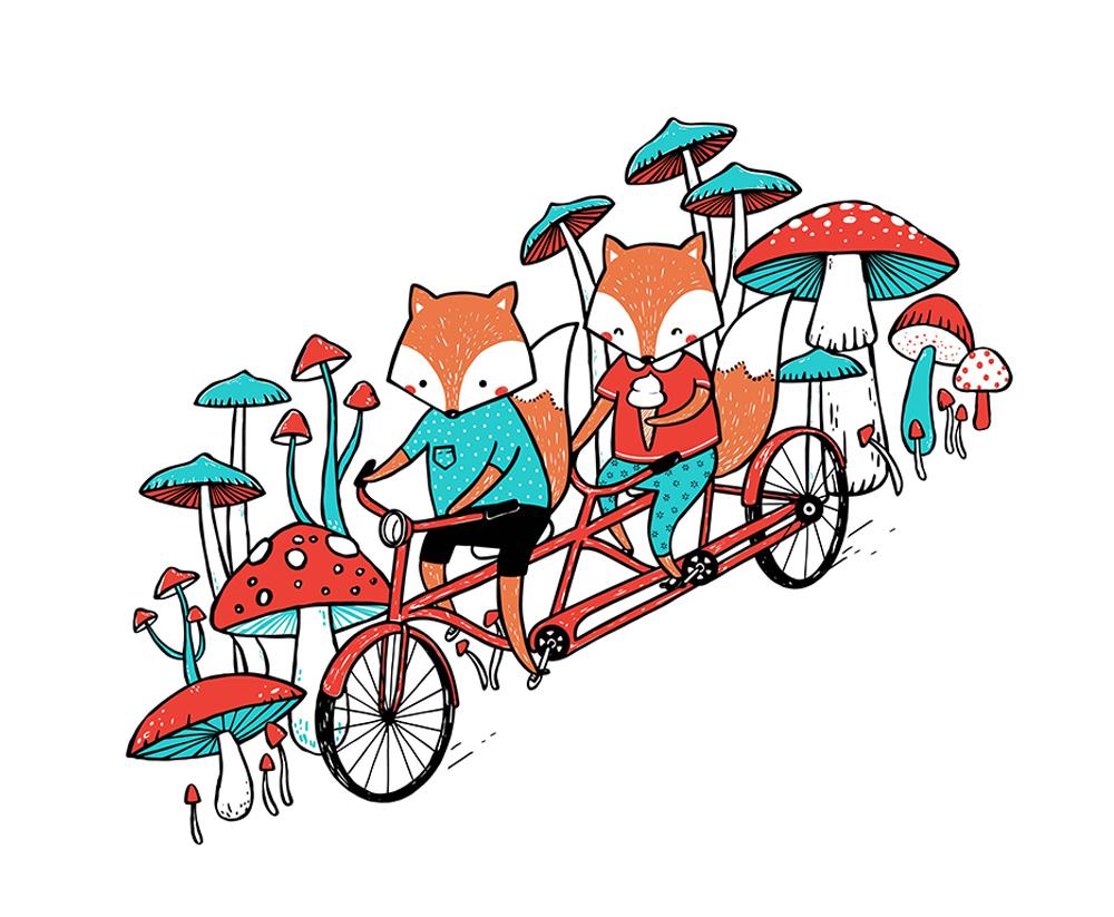 Mushroom Ride