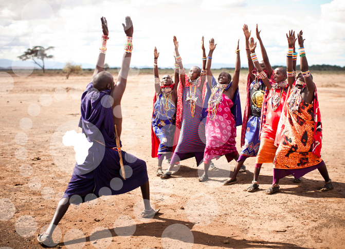 Photo by Africa Yoga Project
