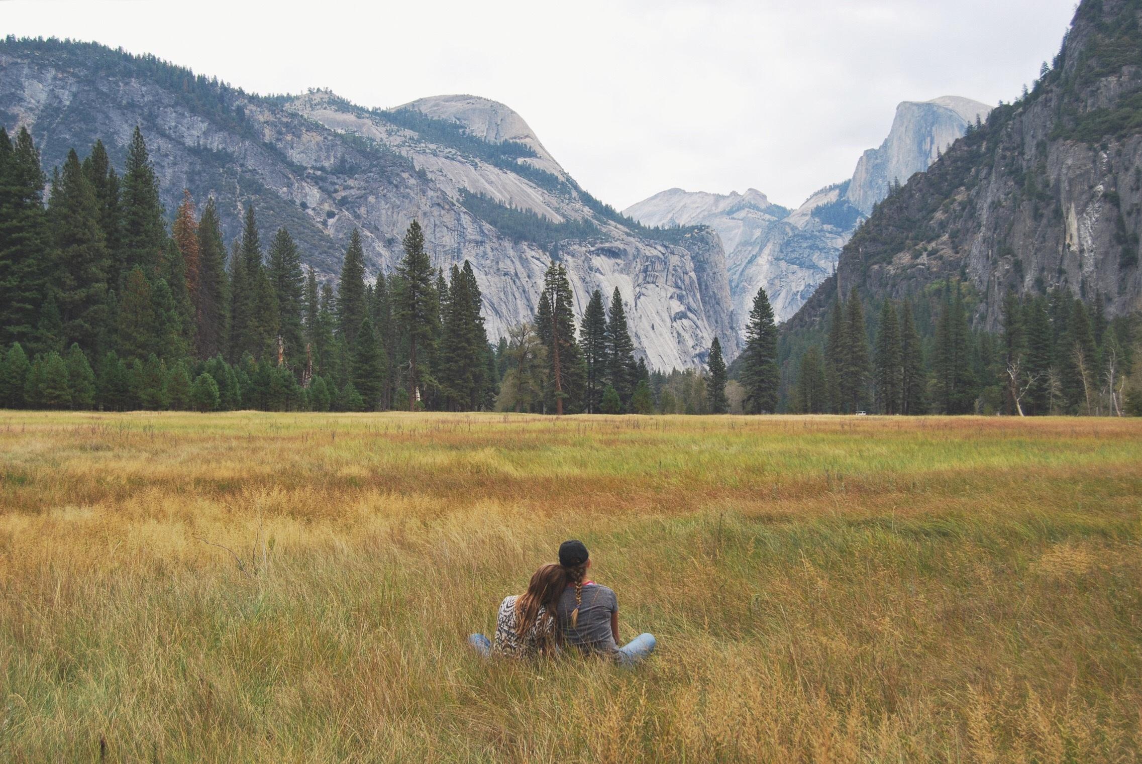 Photo of Yosemite National Park via Unsplash