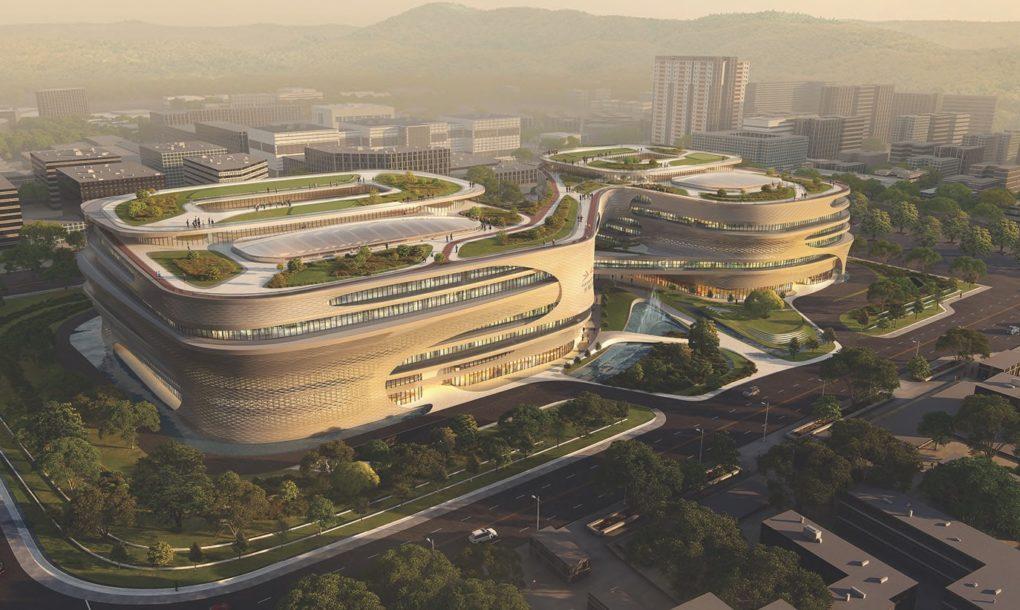 Image via Zaha Hadid Architects