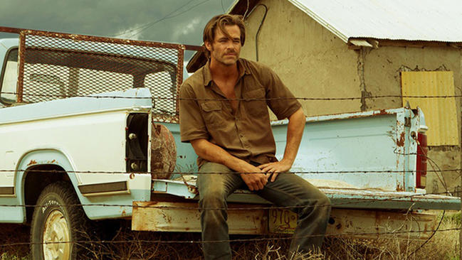 Chris Pine as Toby in Hell or High Water. Photo courtesy Film 44.