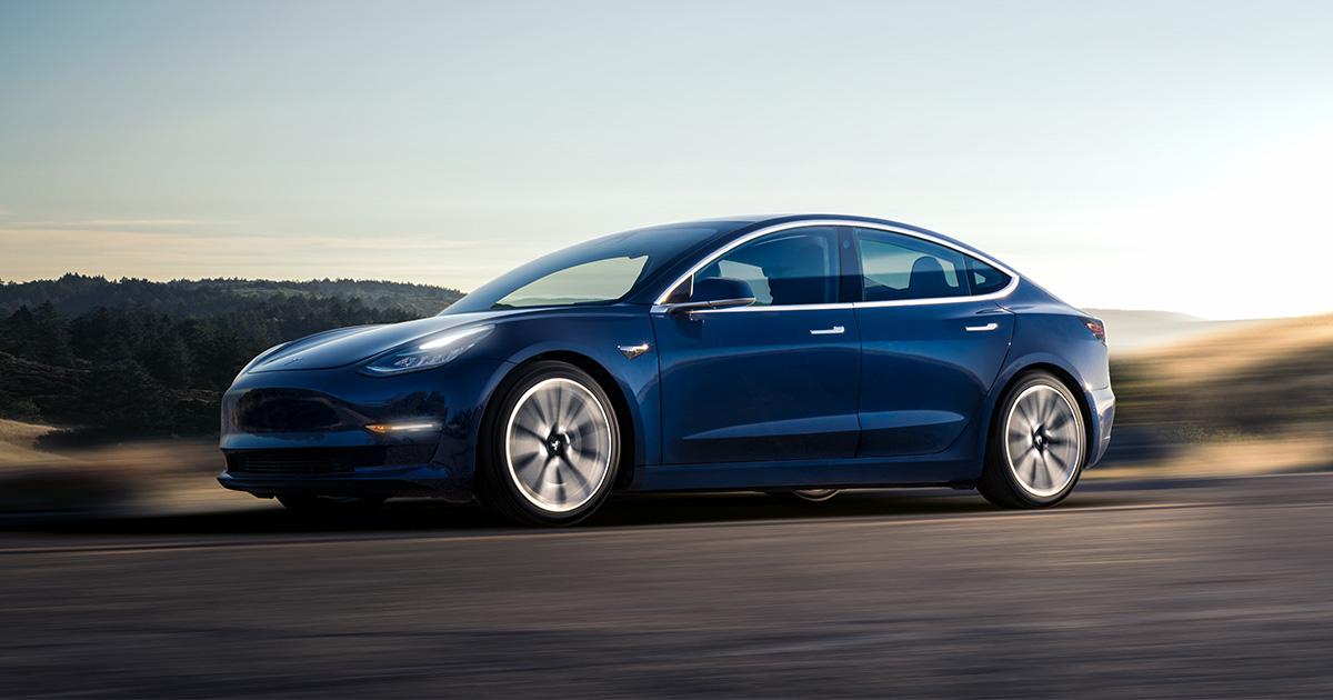 via Tesla