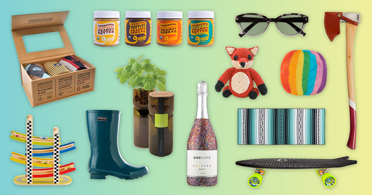 50 Great Gifts That Give Back! — Make