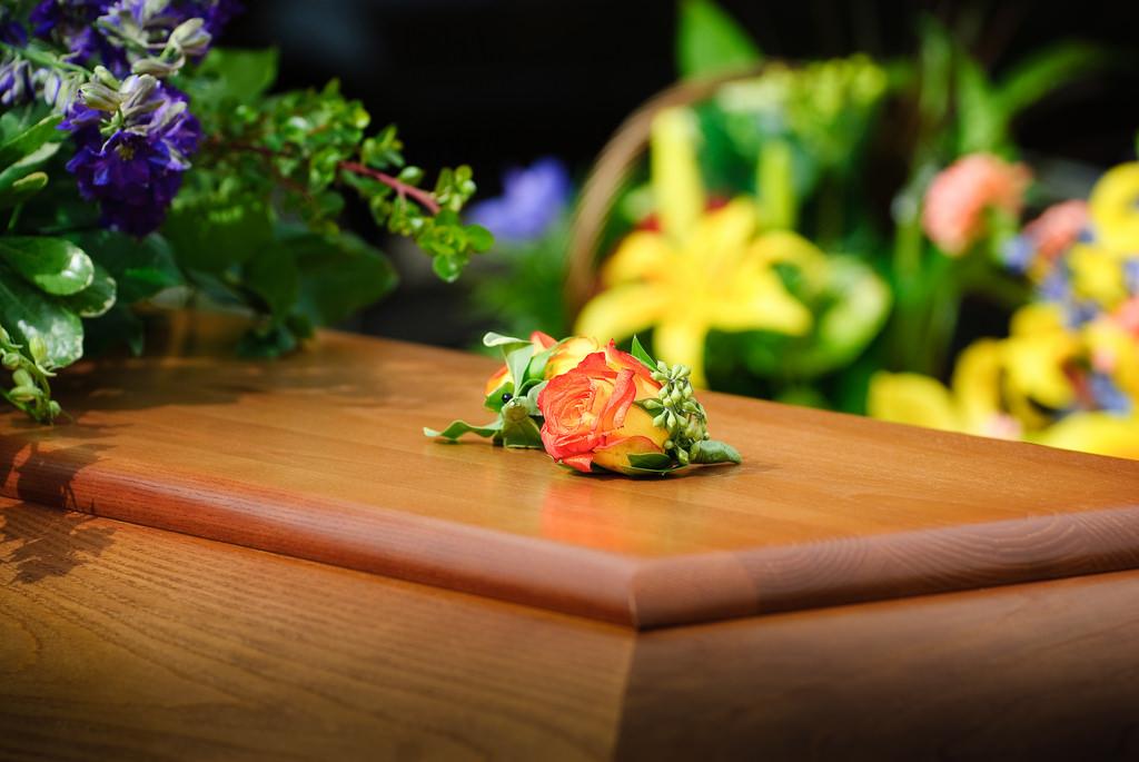 """Roy's Funeral"" Image by  Don LaVange via Flickr"