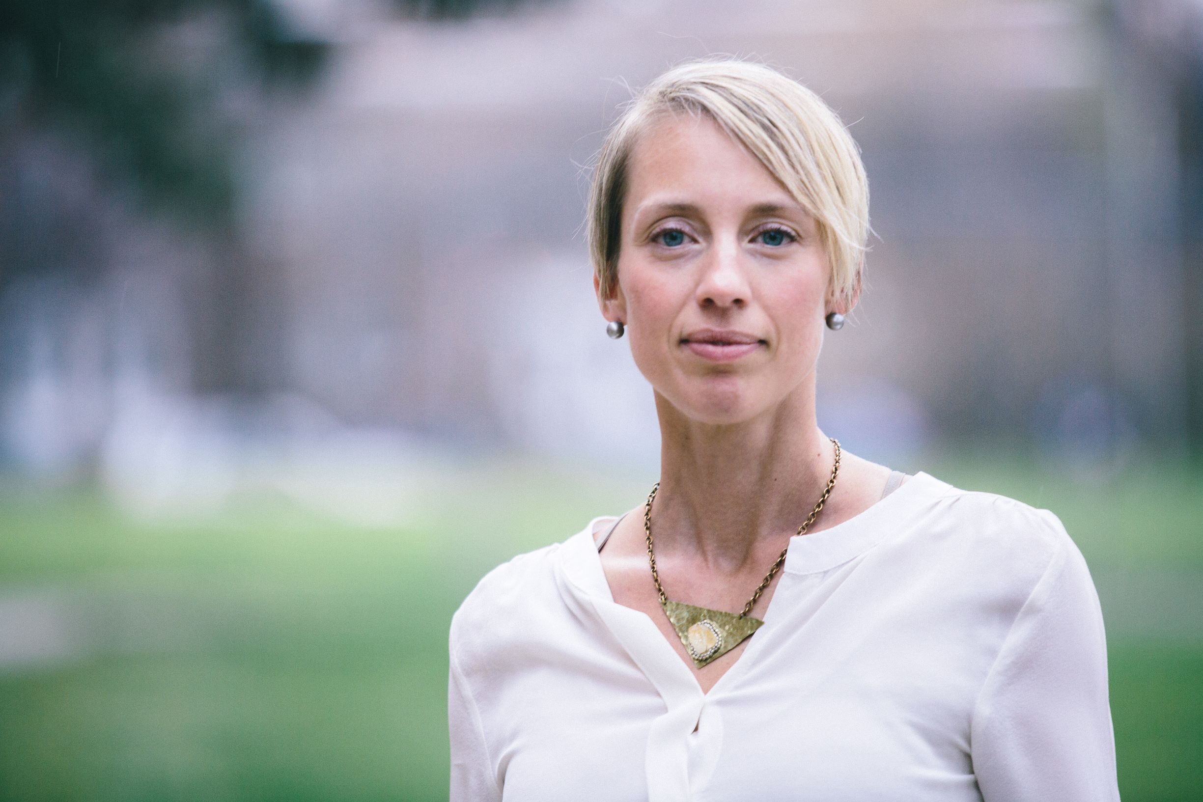Nicole Hagerman Miller. Image courtesy of Biomimicry 3.8