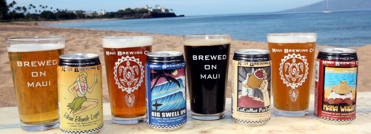 Image via Maui Brewing