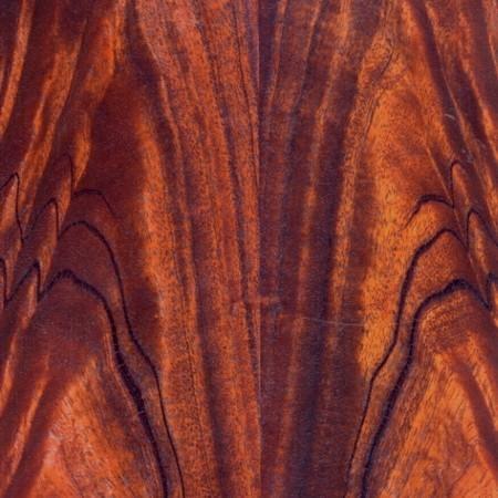 Crotch Mahogany