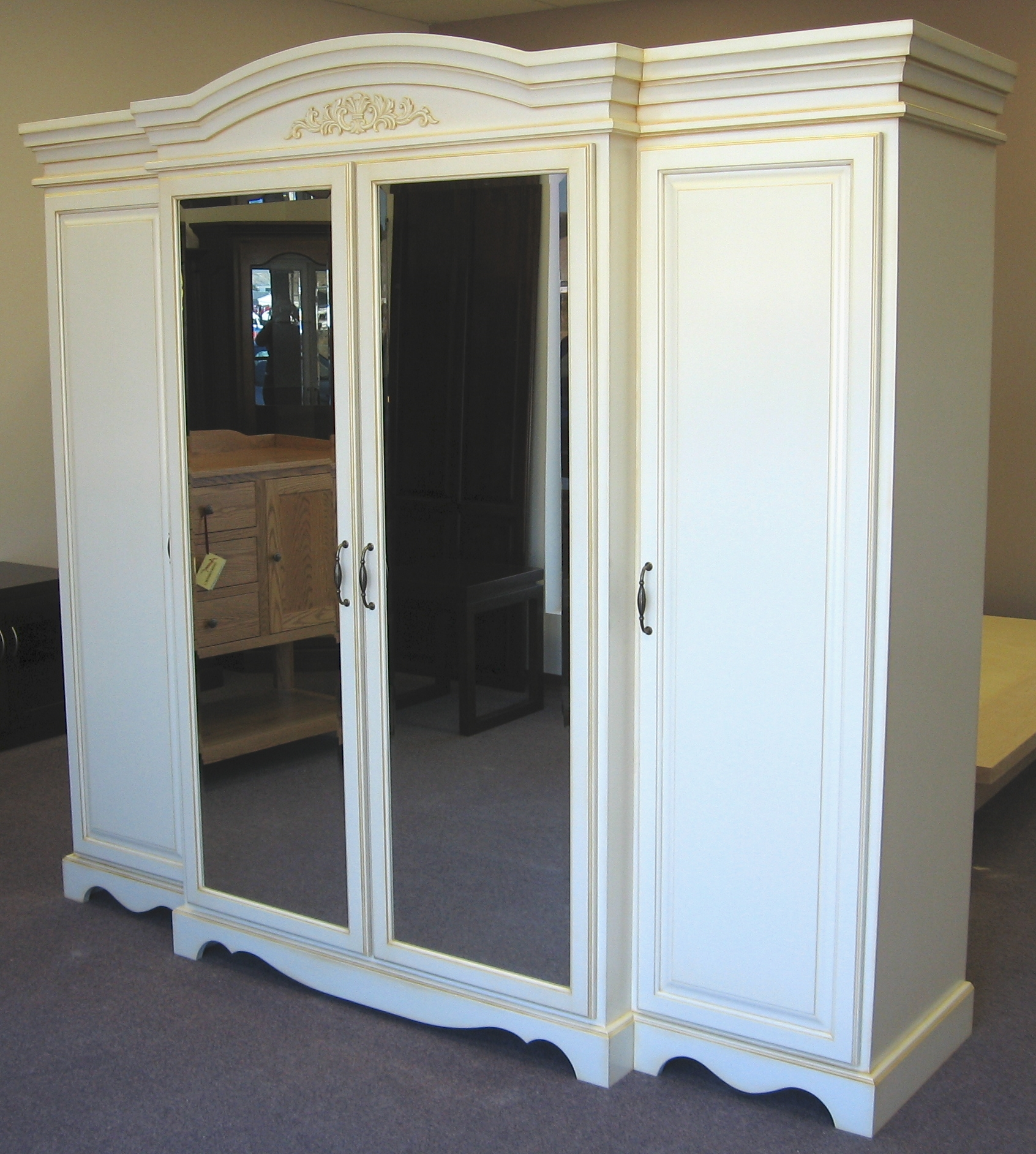 traditional-style-painted-clothes-storage-armoire-mirrored-cabinet.JPG