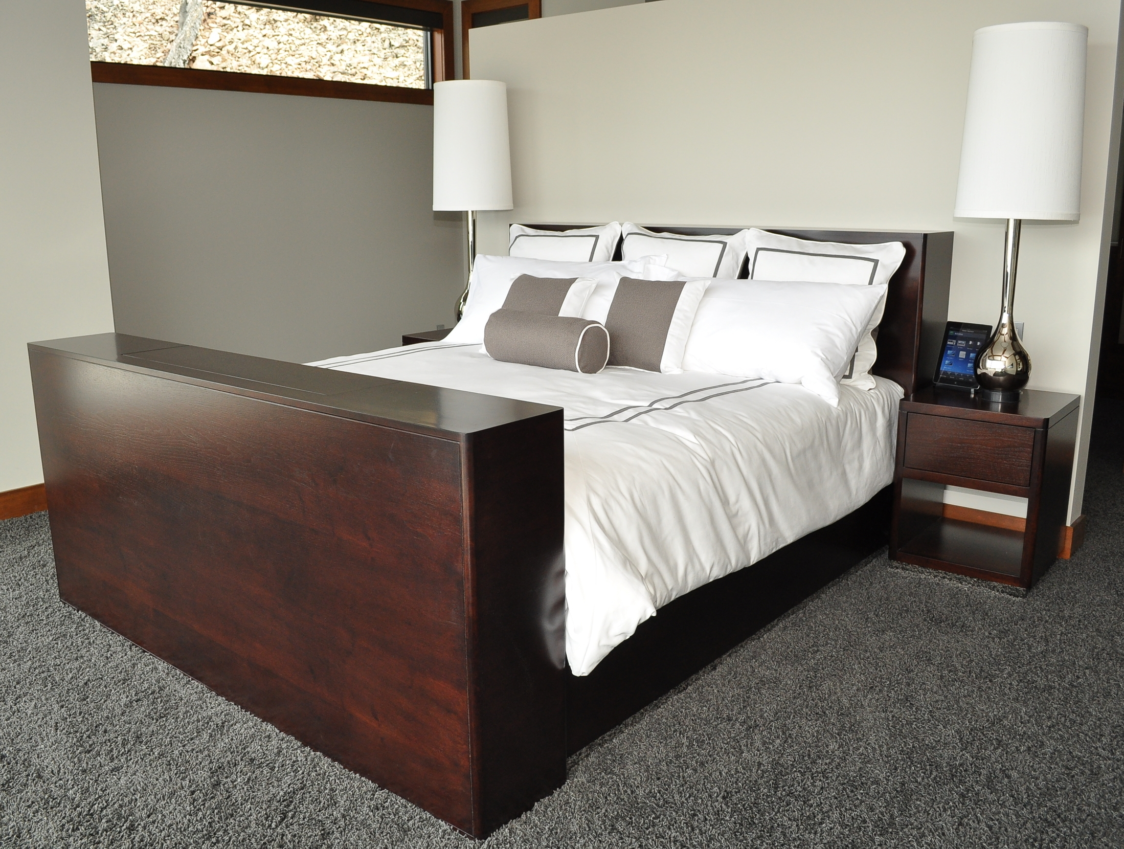 custom-walnut-bed-with-tv-lift-footboard-matching-nightstands.JPG