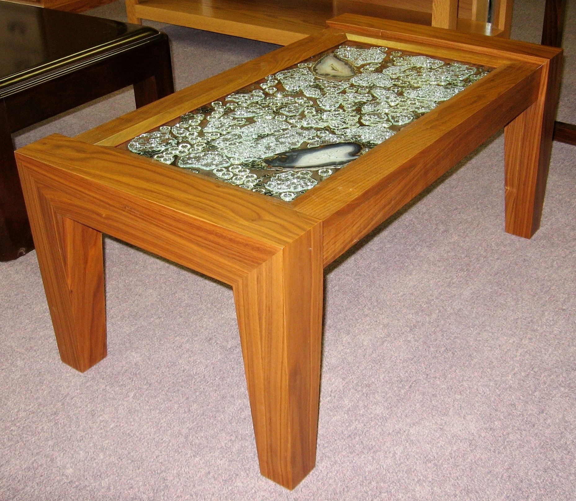 custom-designed-wood-coffee-table-art-glass-top.JPG