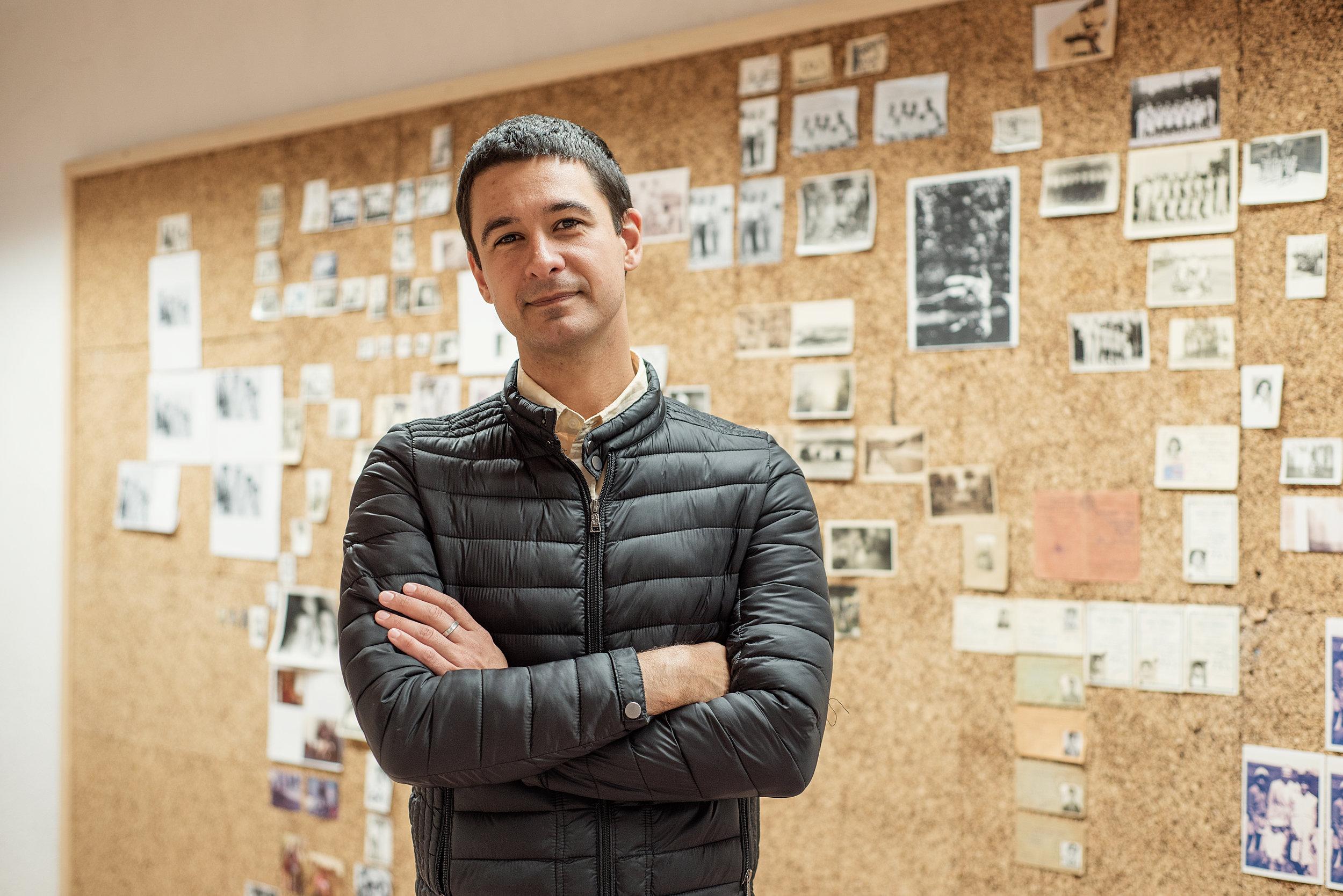 Jonah Bokaer Prize in Visual Arts @ Civitella Ranieri Foundation. Photo: Giorgia Fanelli