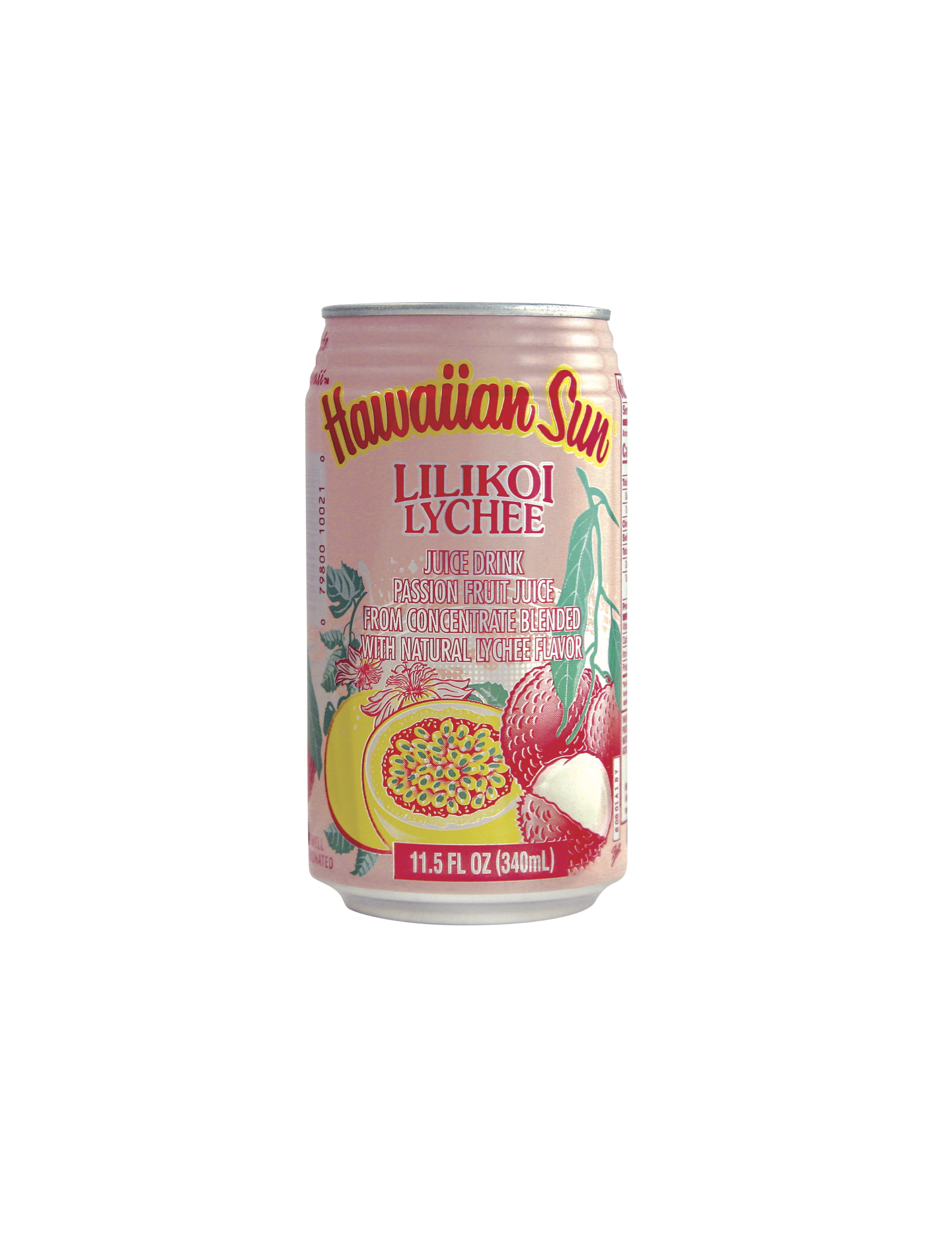 Hawaiian Sun - TROPICAL FRUIT DRINKS MADE IN HAWAII