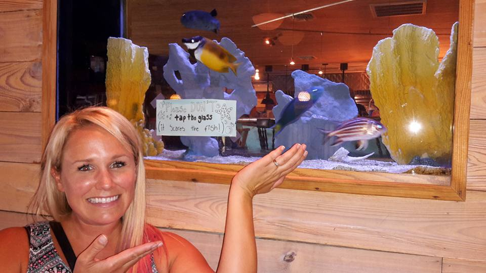 Brooke Ryan, Morning Show Radio Host for Mix96 Charleston after she cleared her phobia of fish using my 5 step program