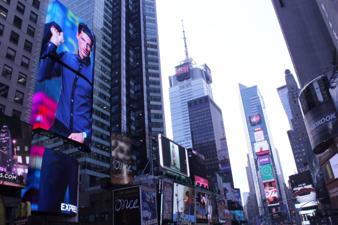 1552 BROADWAY, TIMES SQUARE, NEW YORK
