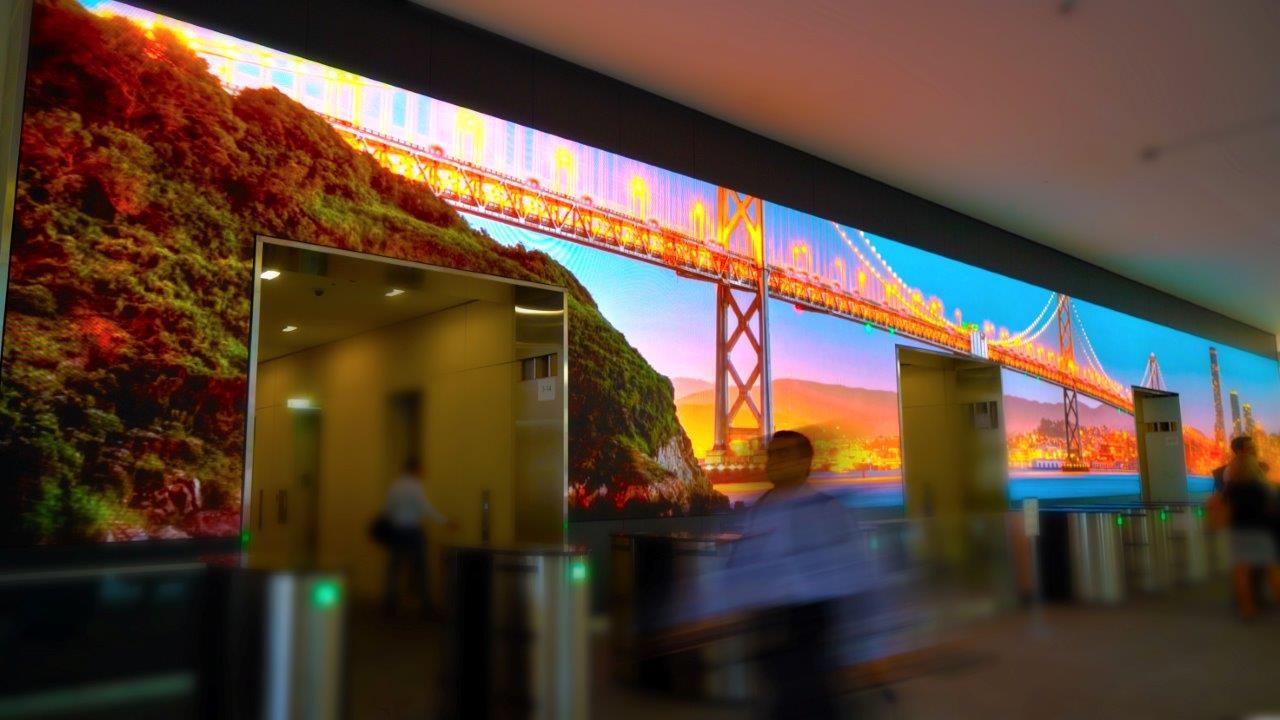 Video wall LED Display