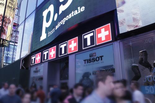 Tissot Times Square