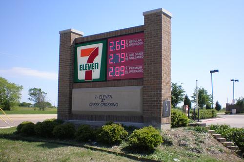 Preciadores para gasolineras