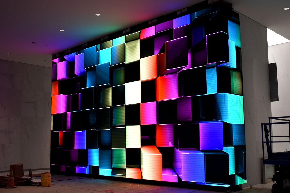 Pantallas LED en España