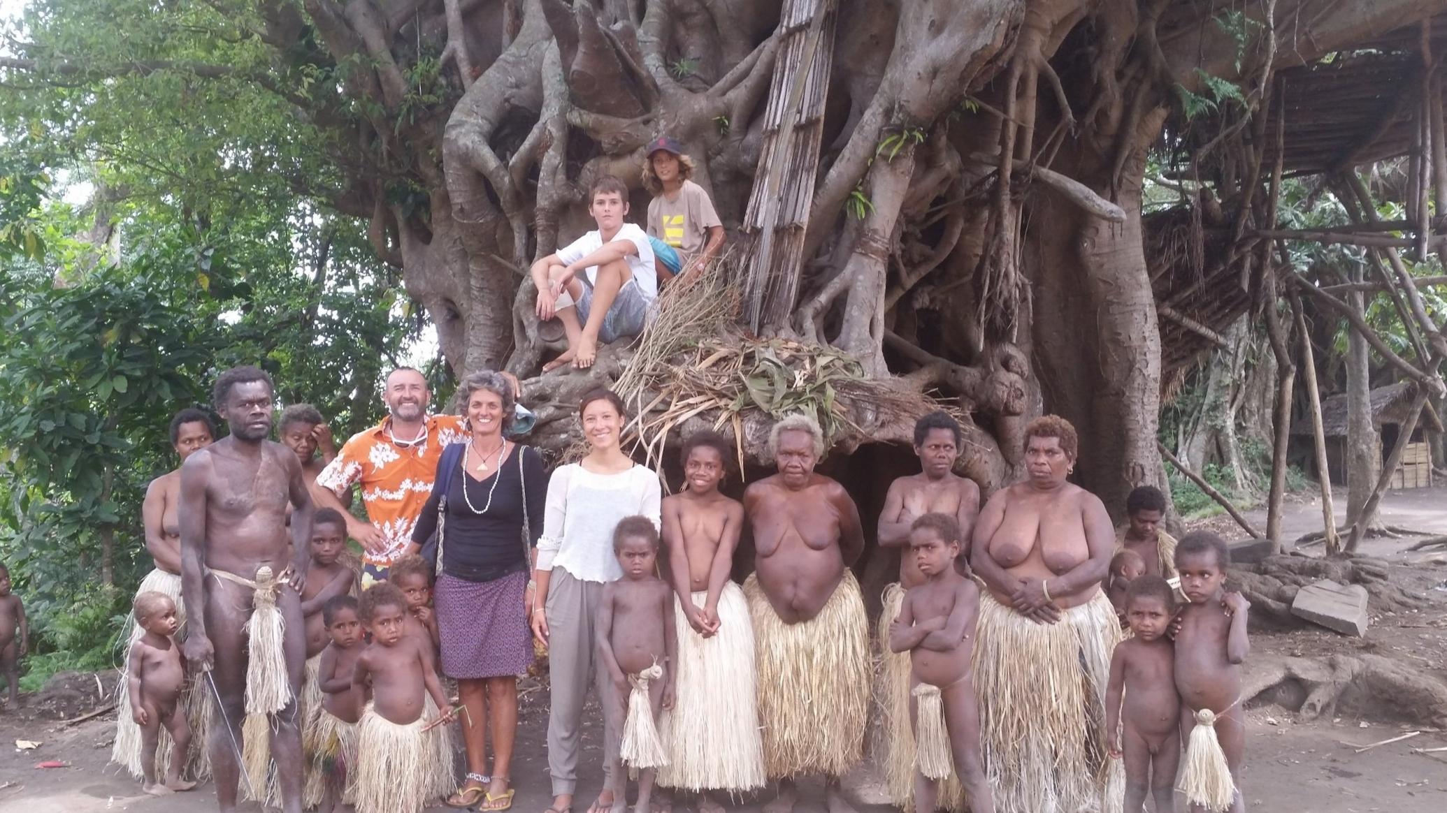 Yakel Villagers