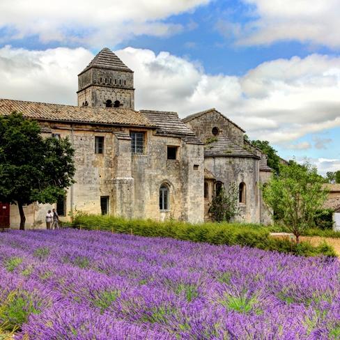 Monastery Saint-Paul-de-Mausole