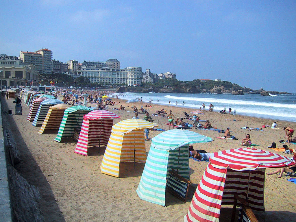 Basque Country - Biarritz - Plage.jpg
