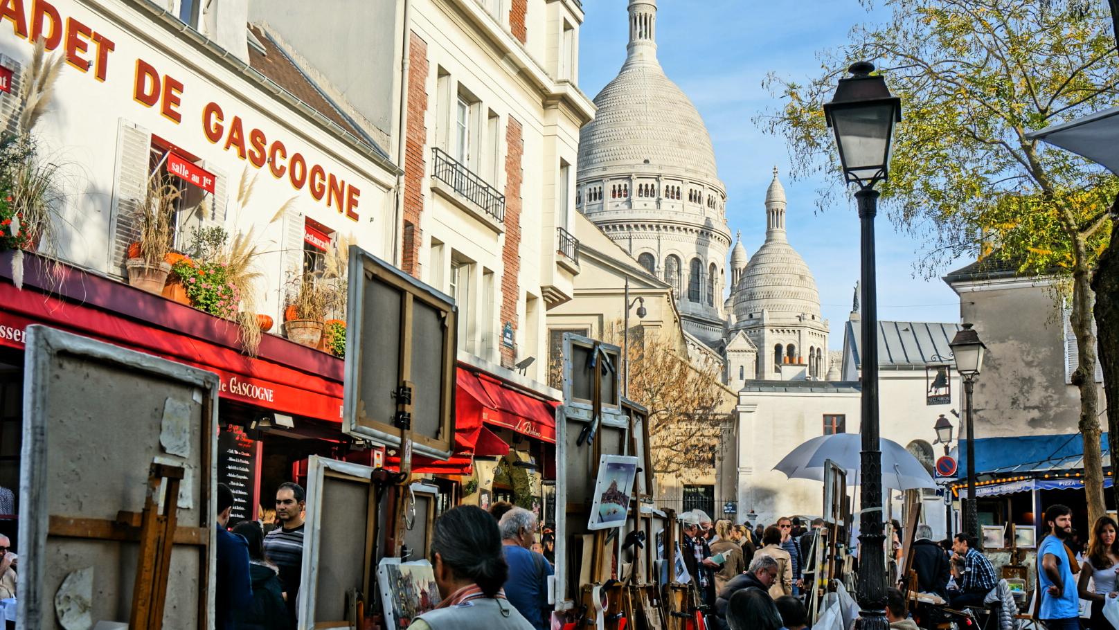 COPY SPLTY Paris — Chocolatine
