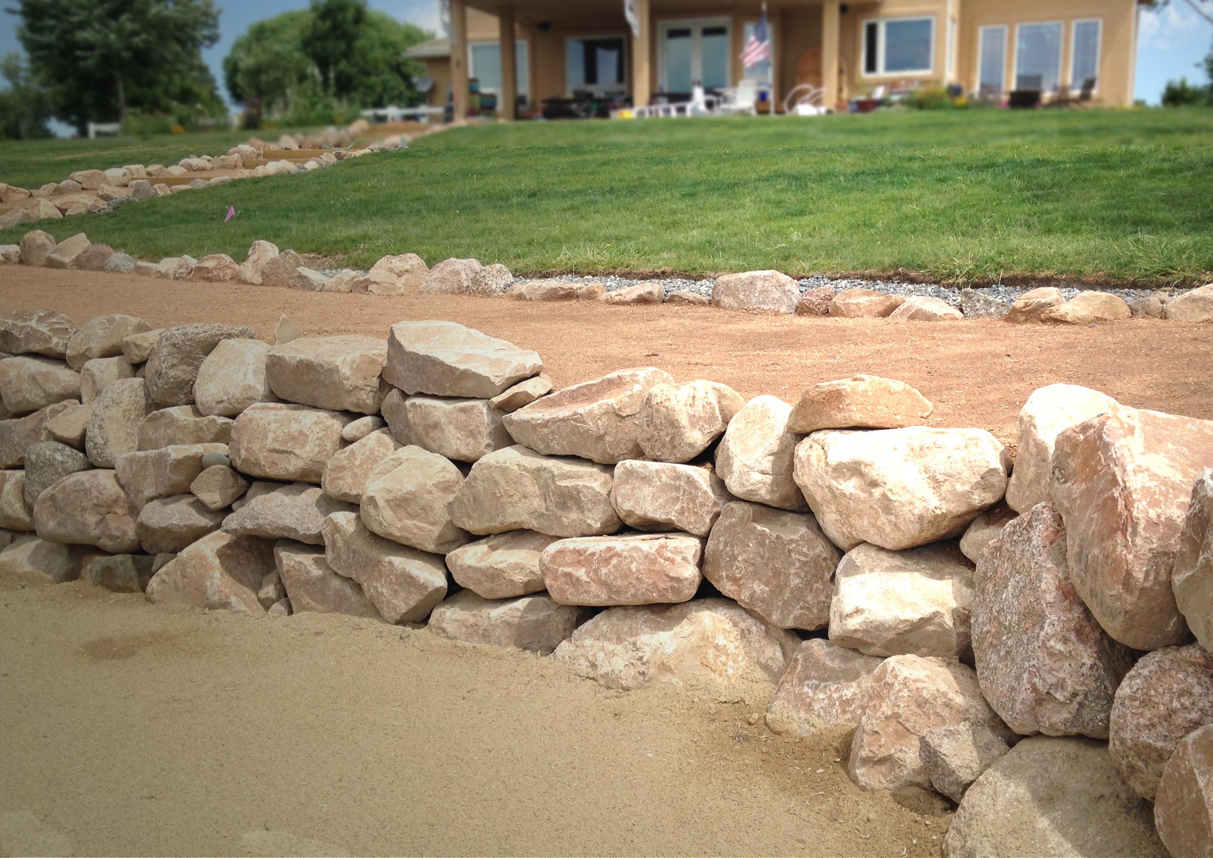 Tallgrass Retaining wall Bluewater Ct .jpg