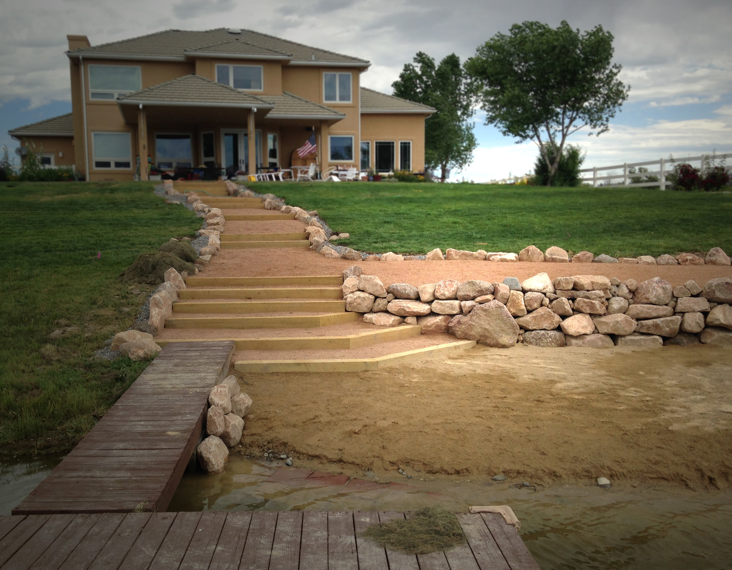 Tallgrass Retaining wall and stairs.jpg