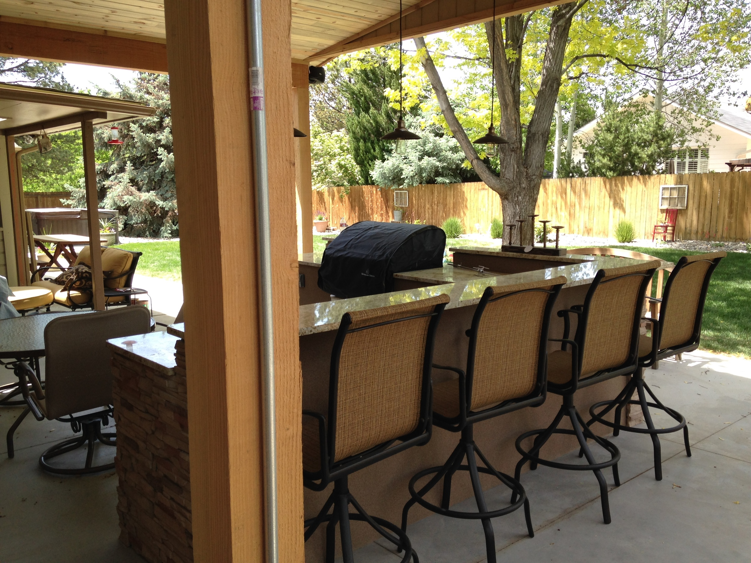 Outdoor Living space Grand Junction TallgrassLC