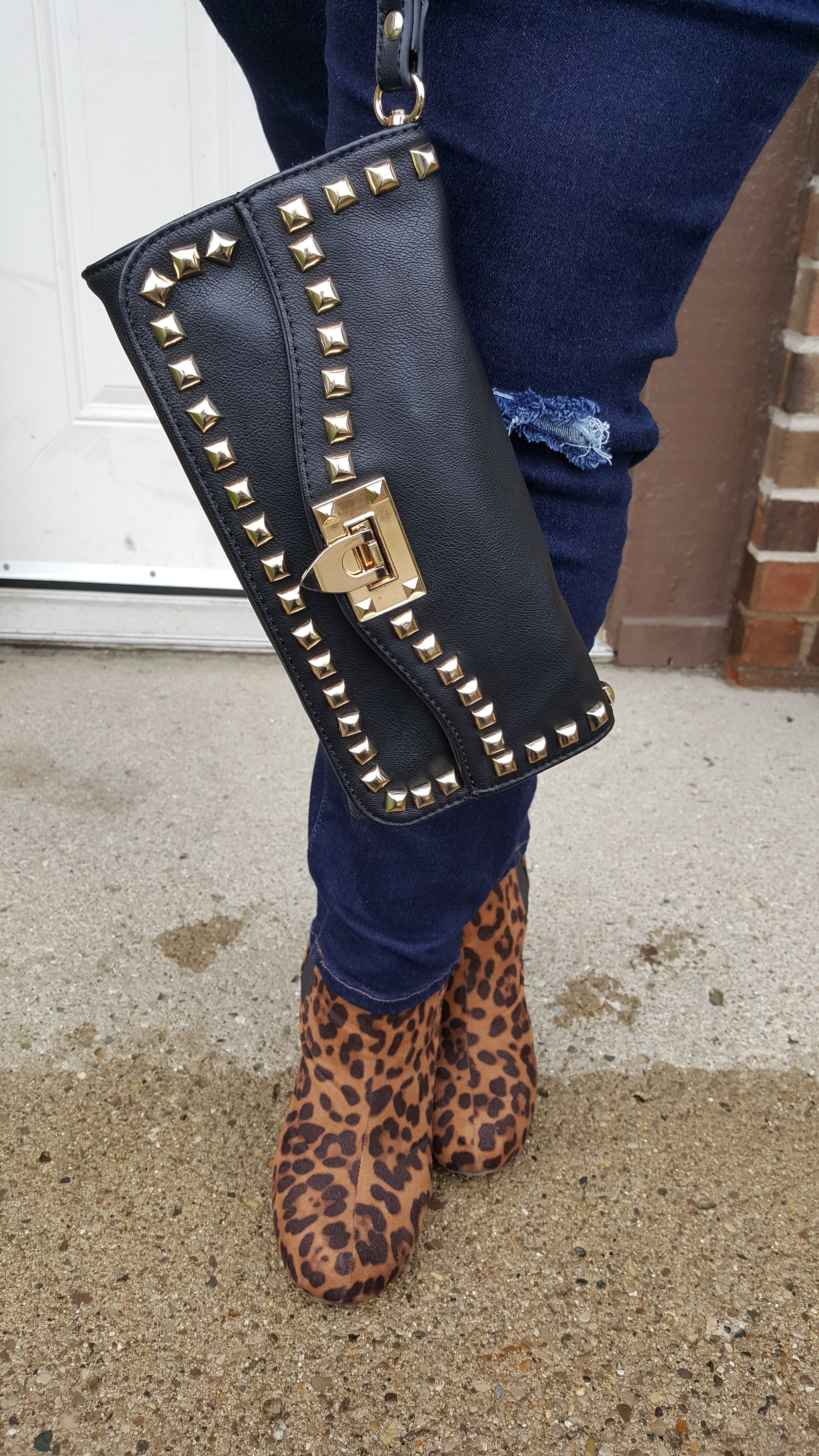 We all have a little Rocker Chic in us...use your accessories to help you bring it out!