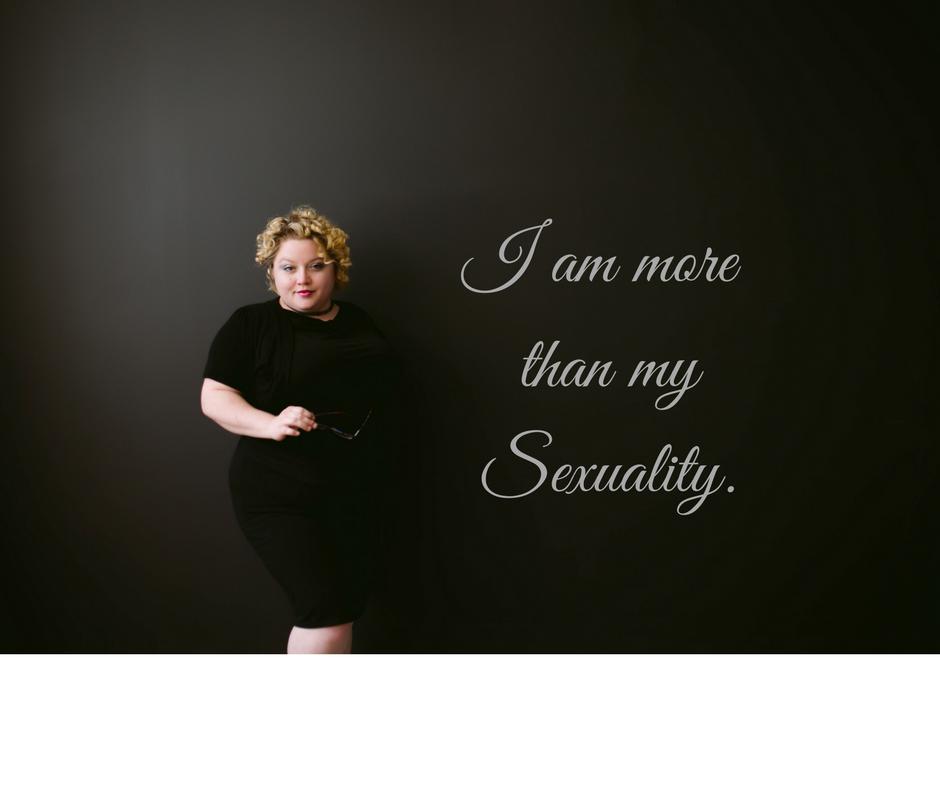 Meet Sarah. #TheIAmMoreProject