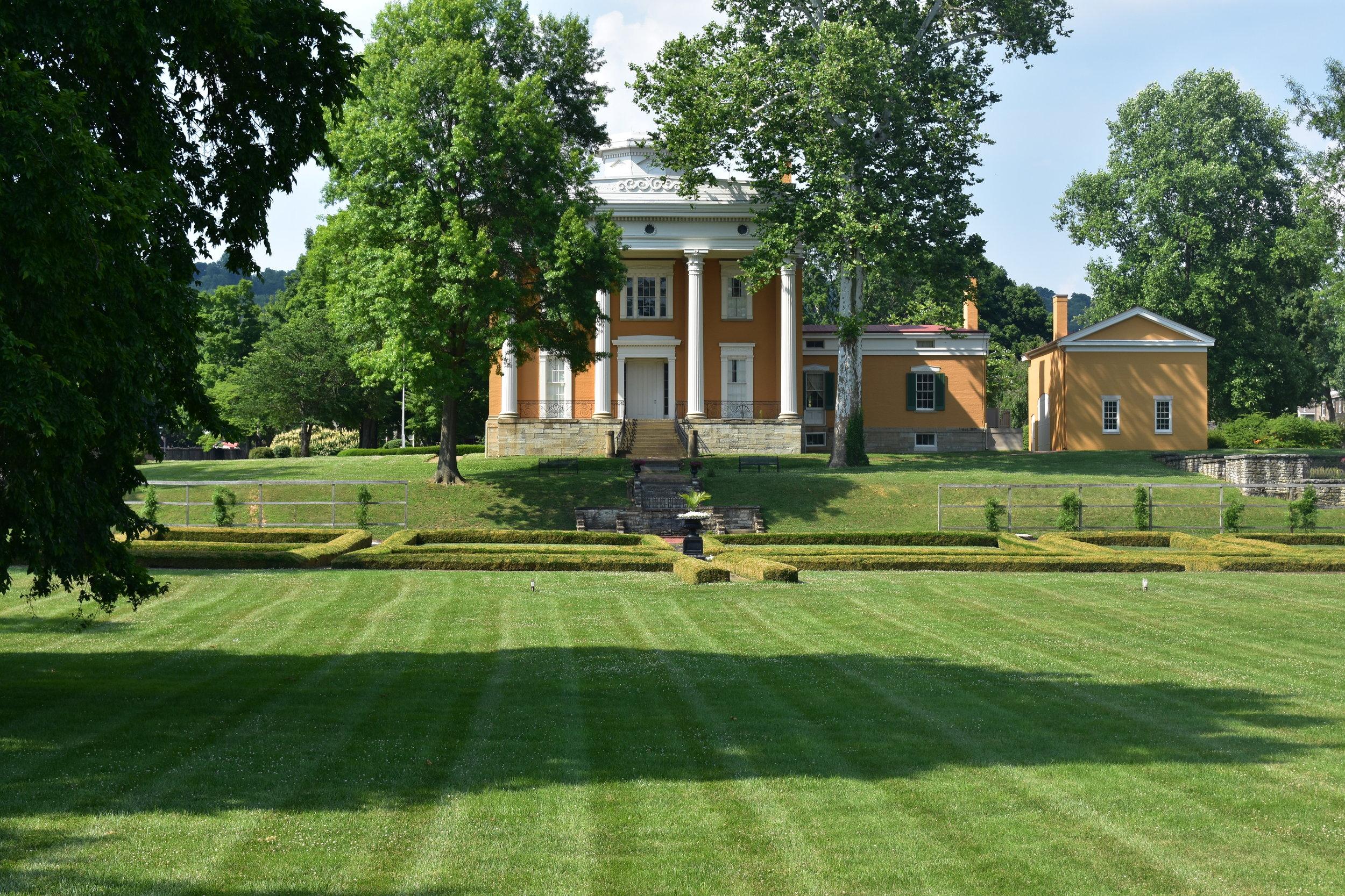 Lanier Mansion - Madison, IN