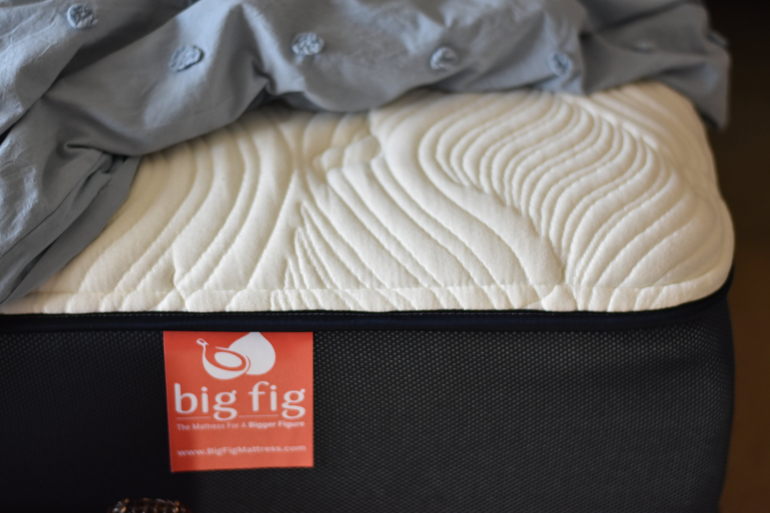 Big Fig Mattress designed to support up to 1,000 pounds!