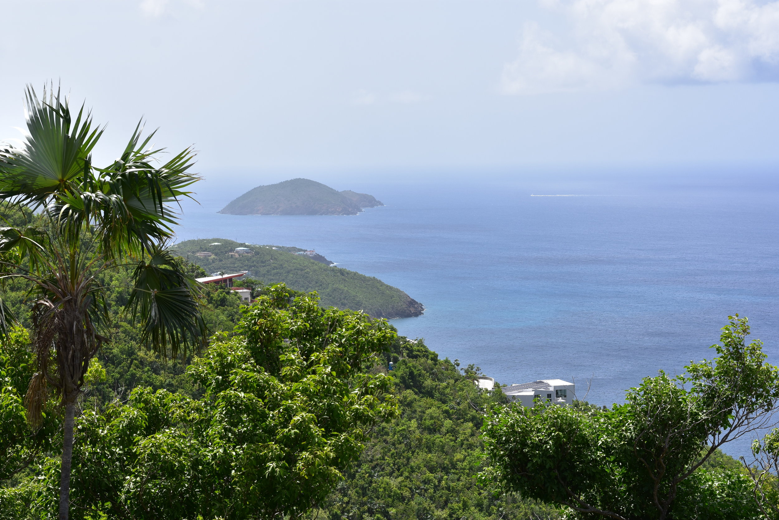 Give the gift of a trip to Megan's Bay, St. Thomas.