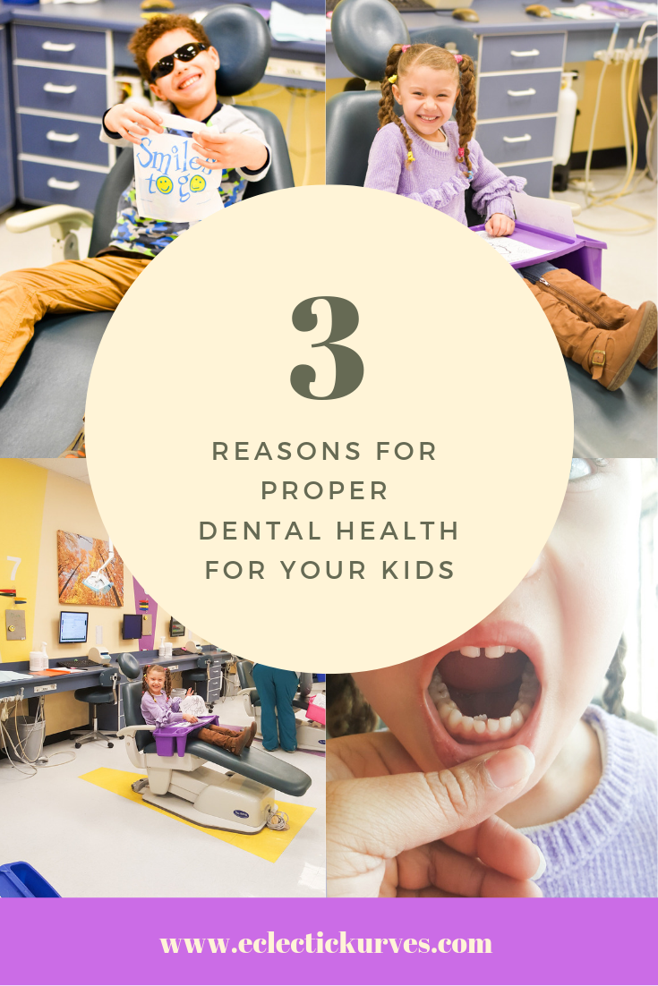 Dental health is extremely important to instill early in childhood. Take a look at these three reasons for getting a head of the dental health game in children.