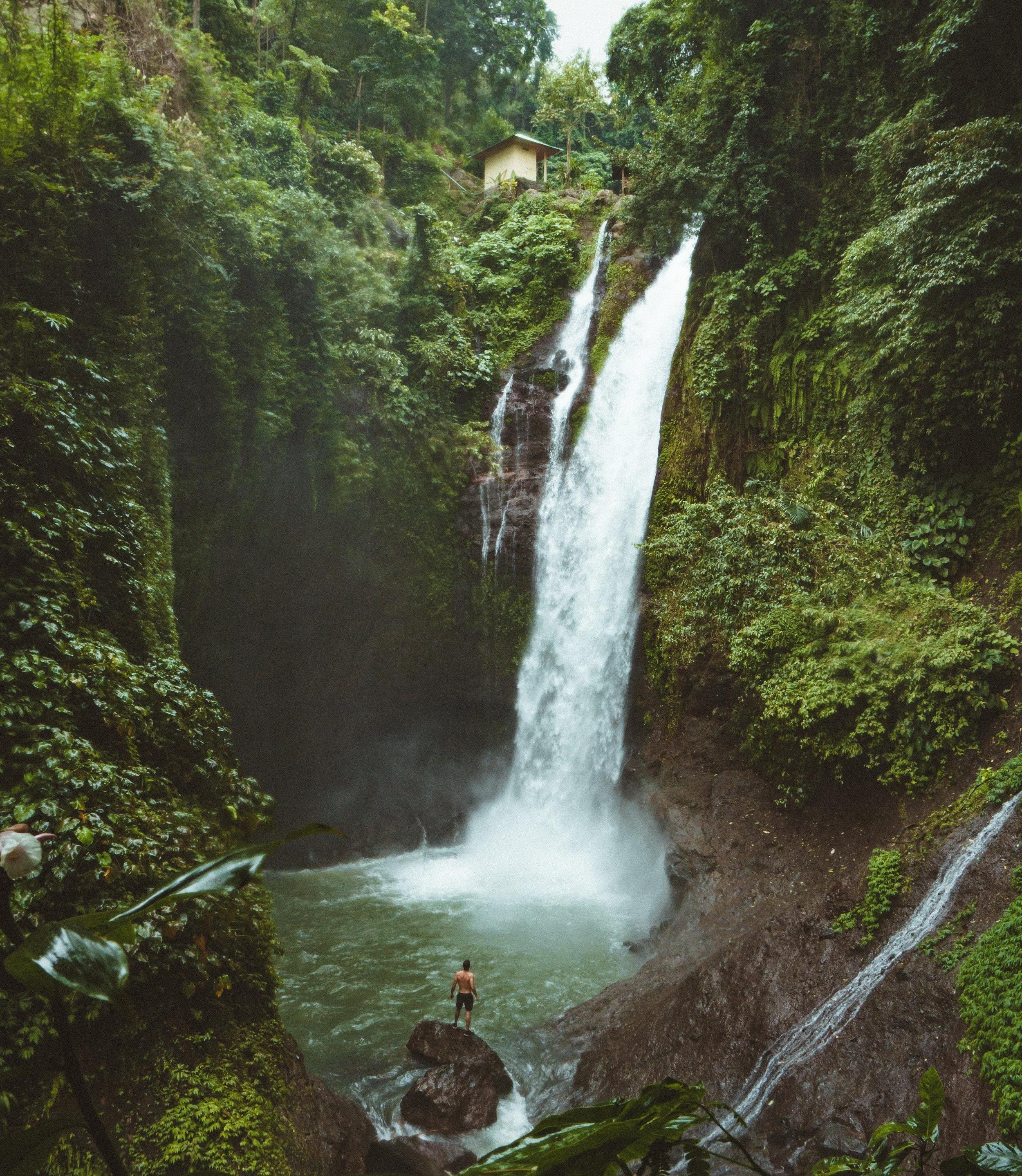 indonesiawaterfall