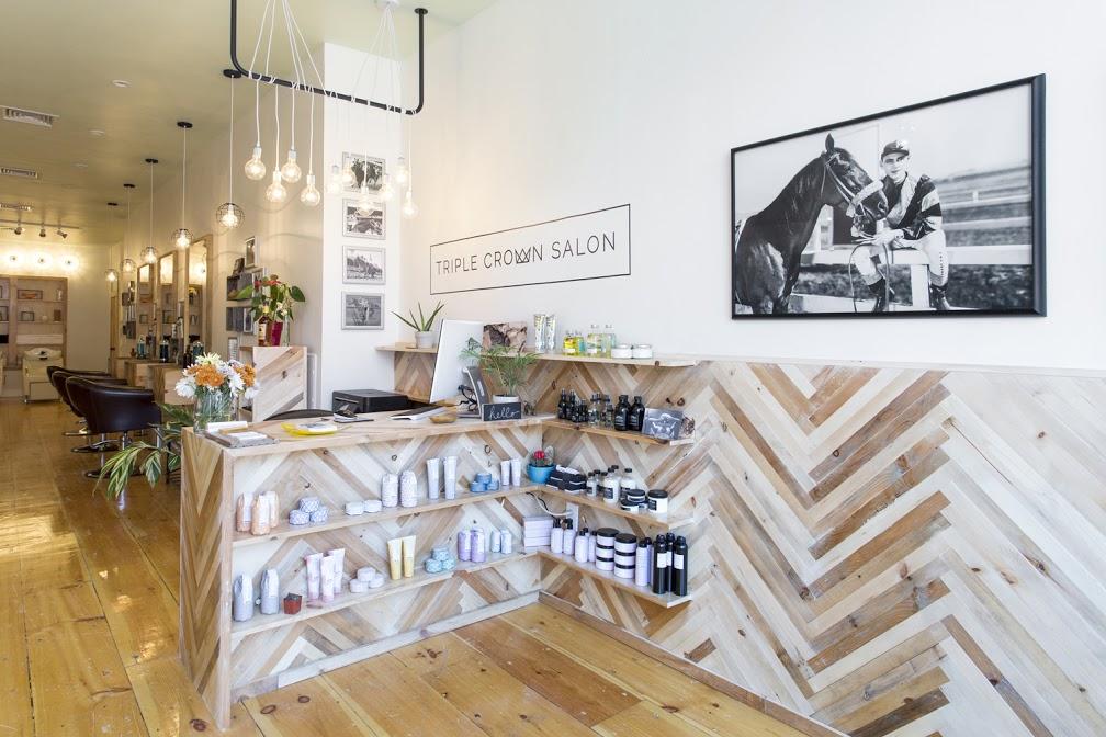 Best hair salon for hair cuts and hair color in Brooklyn New York Davines Concept Salon