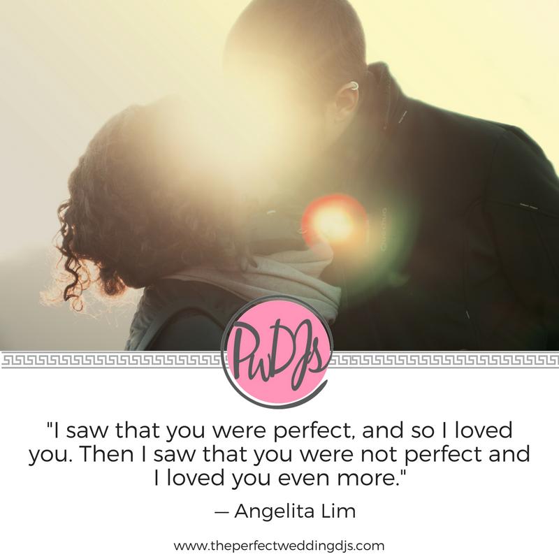 Love Quotes - The Perfect Wedding DJs
