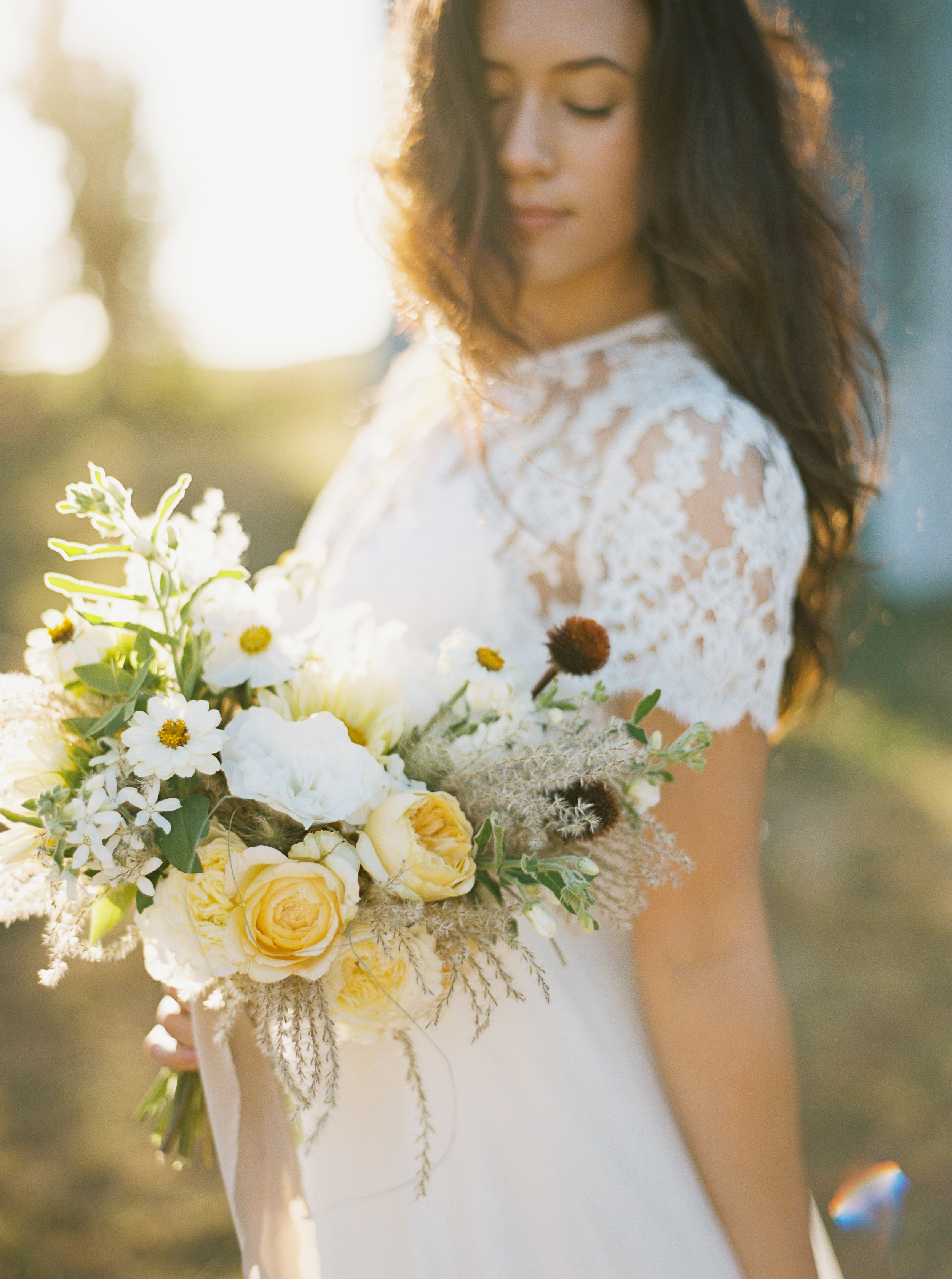Late Summer / Early Fall Bridal Bouquet
