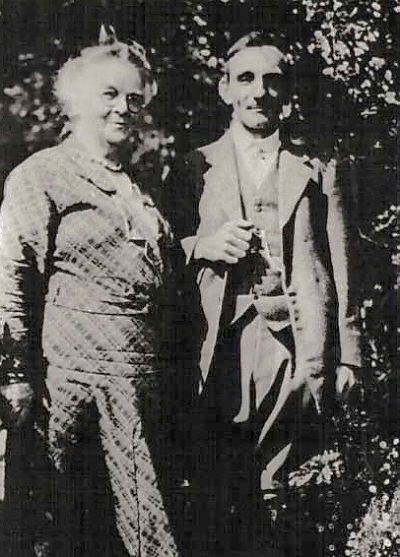 eliza martin jolly with son wearne, mid to late 1930s, courtesy of suzanne taylor