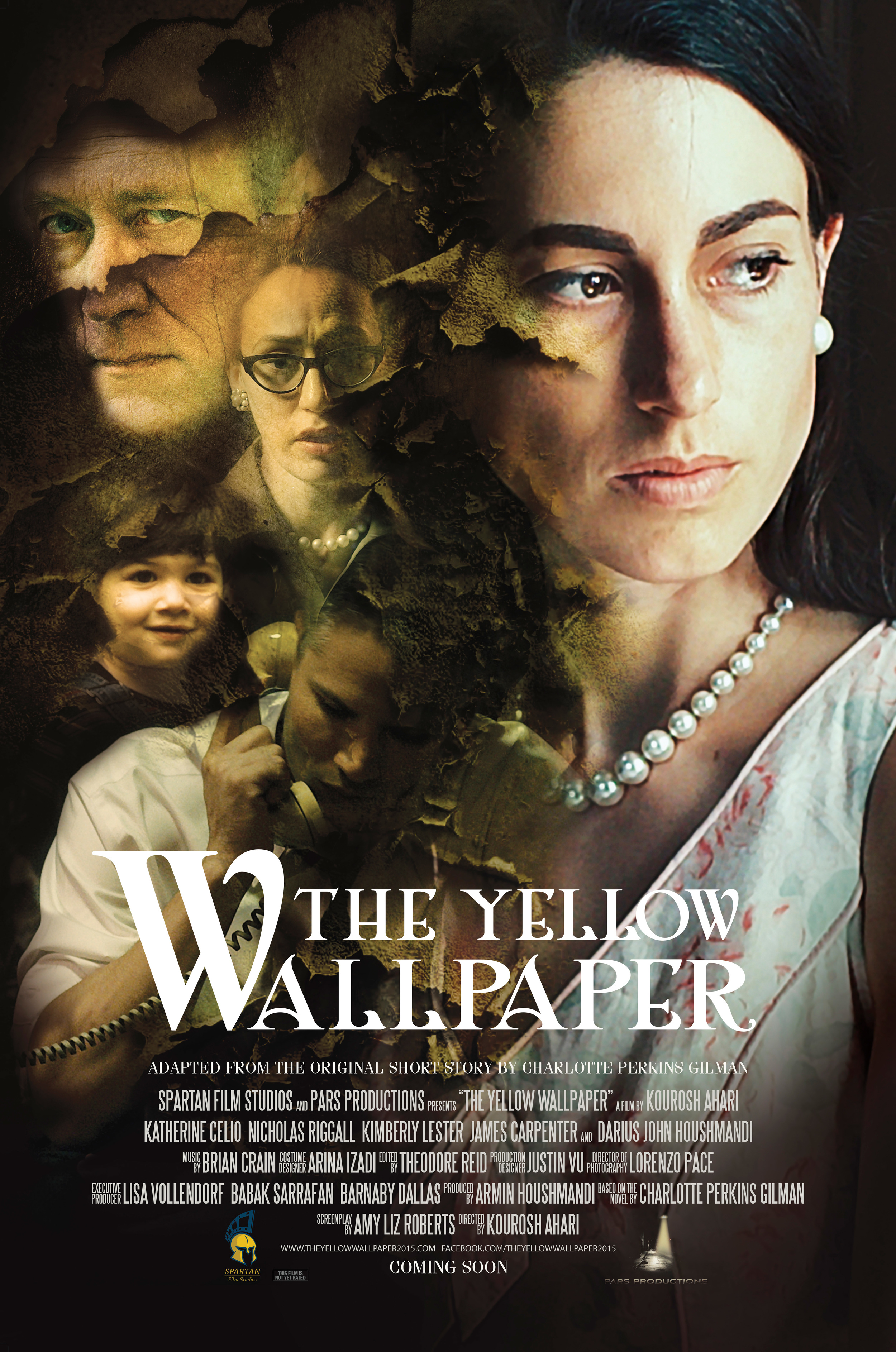 Copy of The Yellow Wallaper