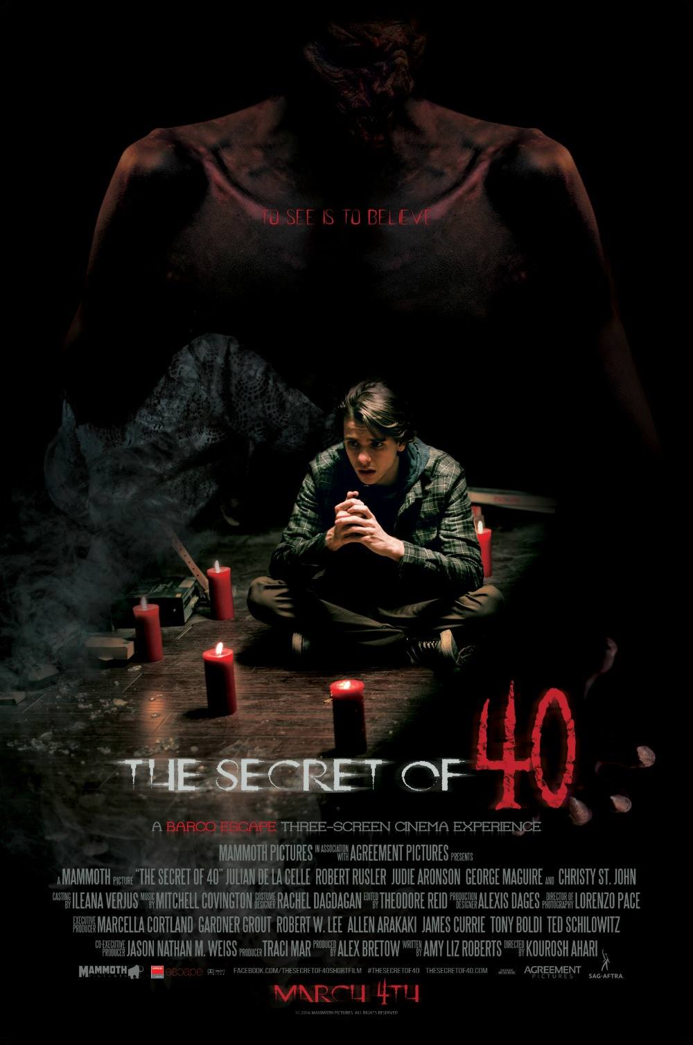 Copy of The Secret Of 40