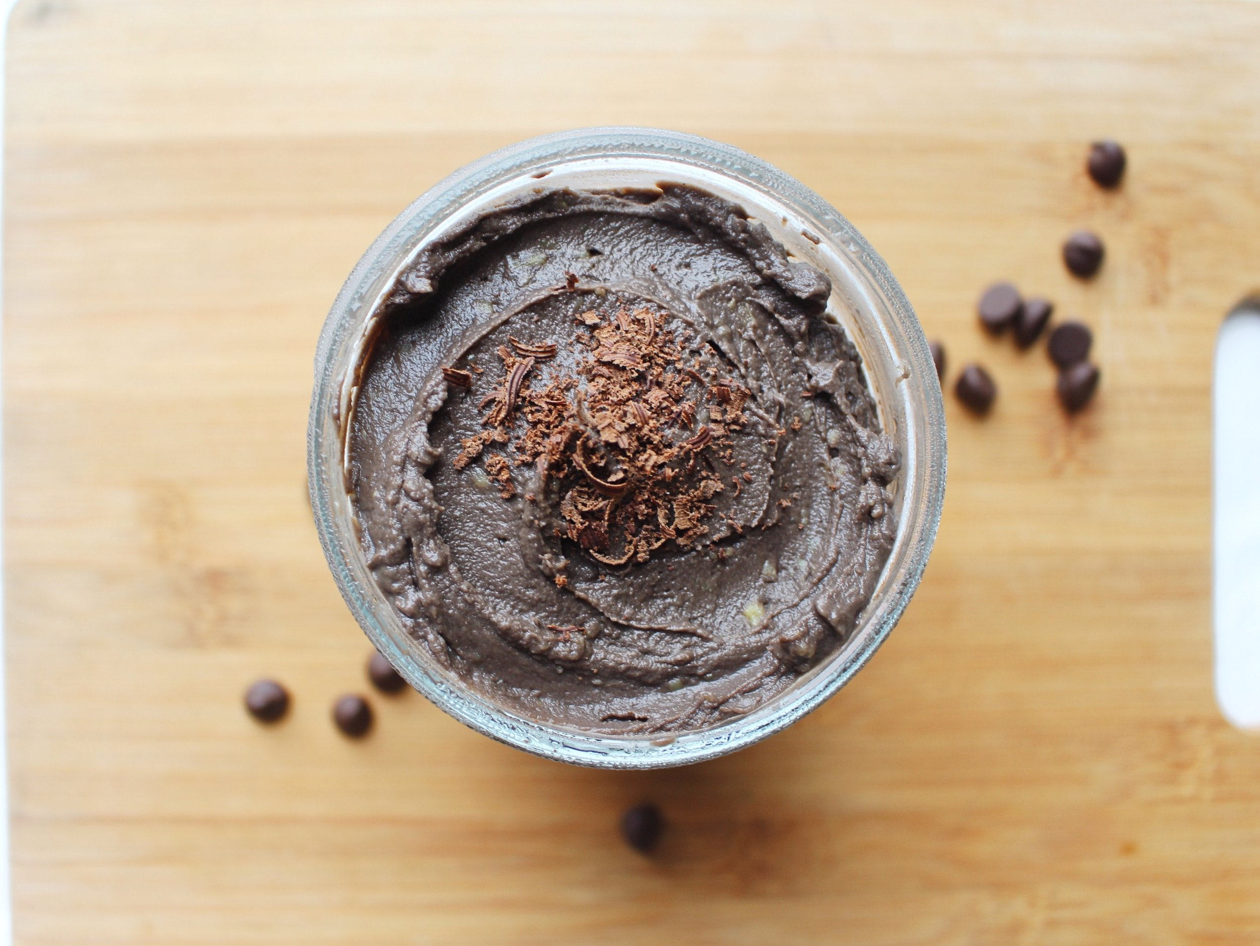 Guilt-free Chocolate Pudding [Rachel Tsao].JPG