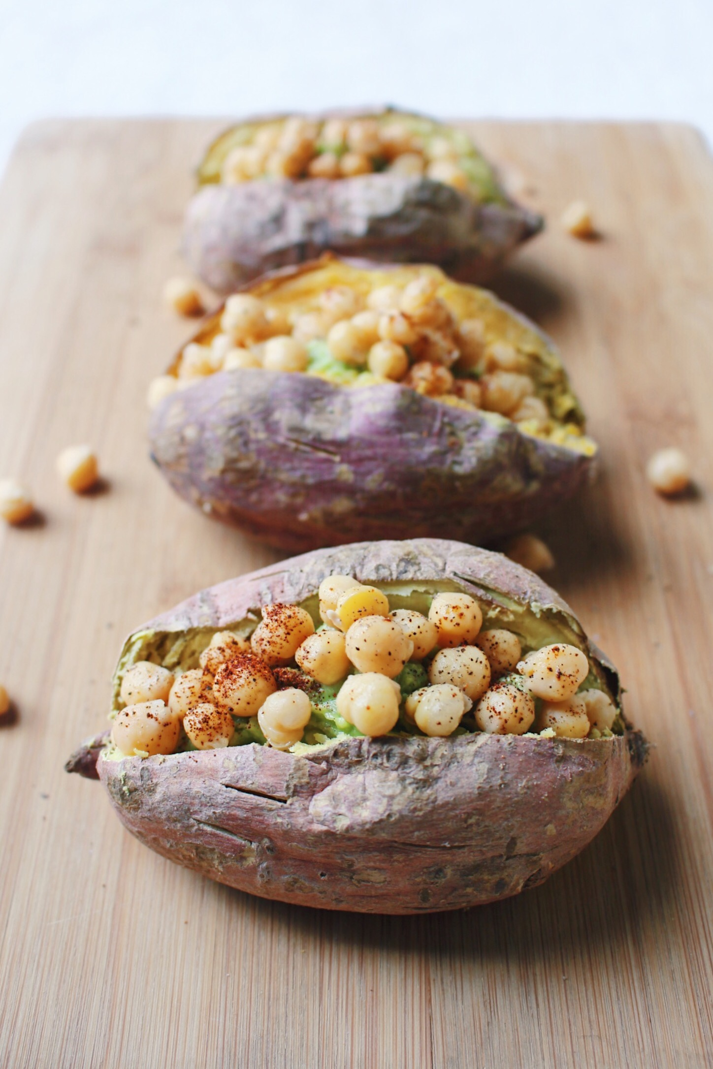 Chickpea Stuffed Sweet Potatoes [Rachel Tsao].JPG