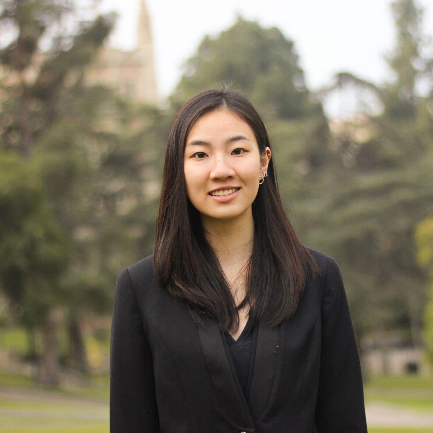 Stephanie Chen UCLA Total Wellness