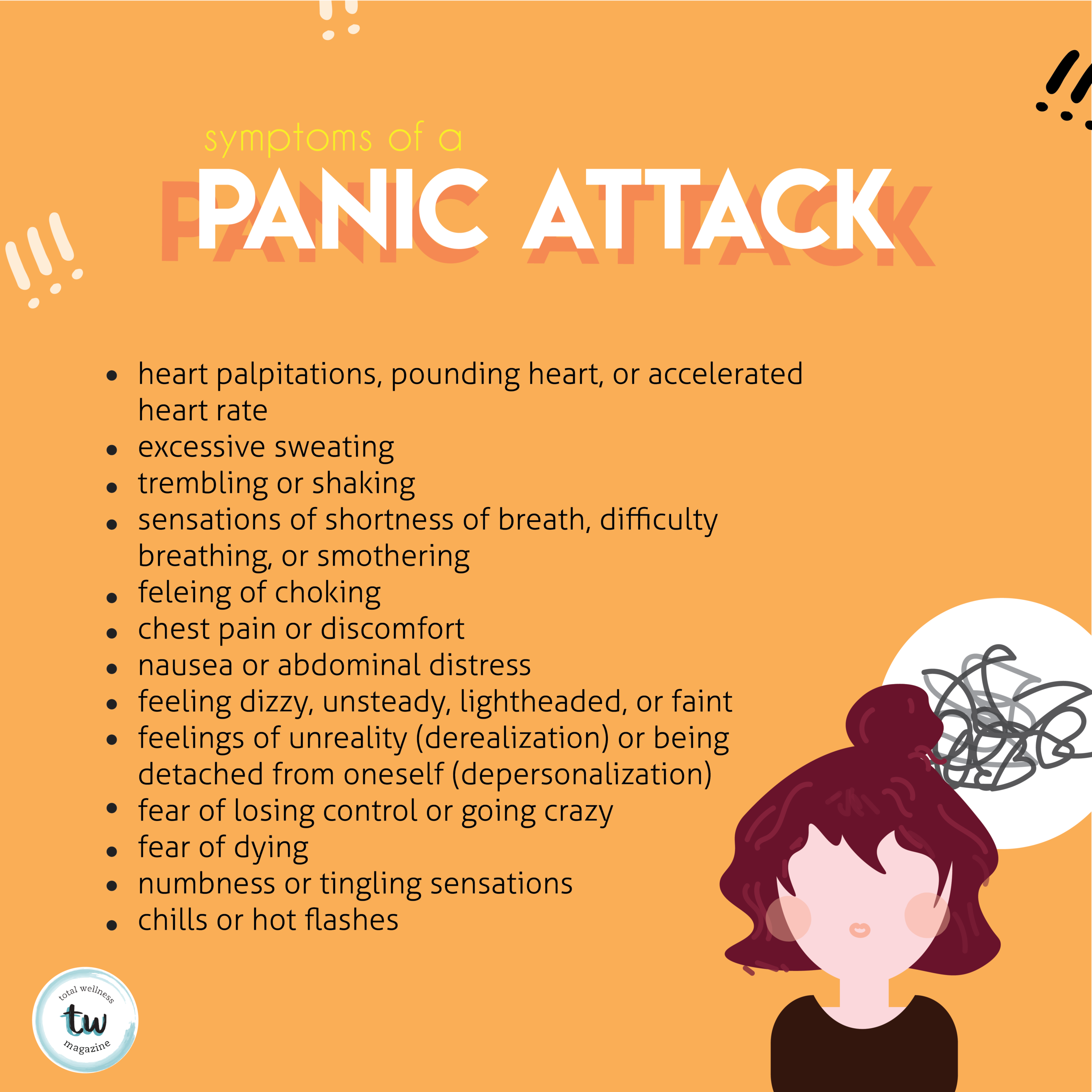 what to do when someone is having a anxiety attack