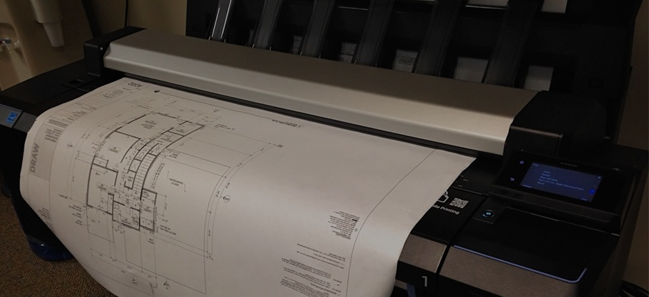 Printing and Scanning — Five08 Blueprint