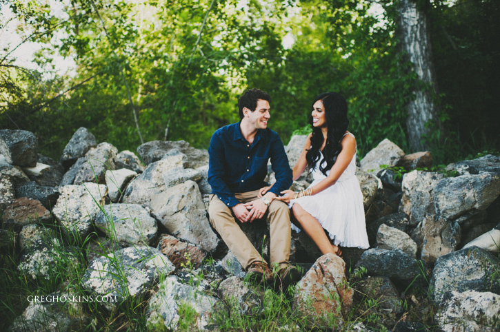Boise Engagement Photography